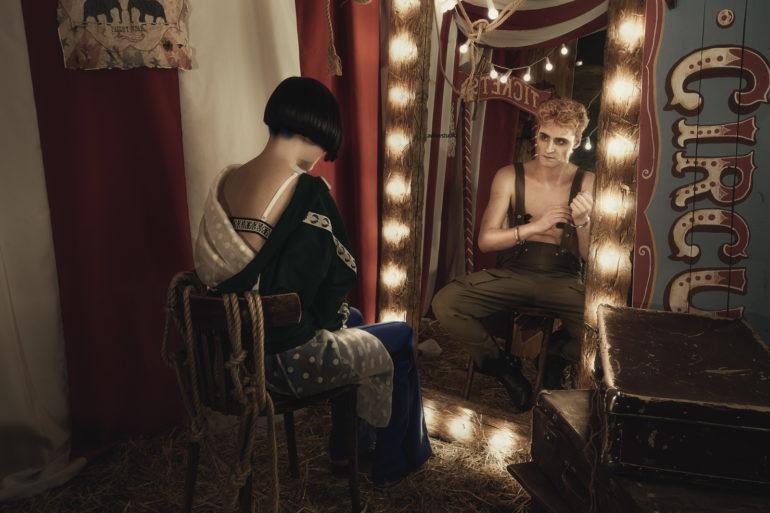Фото-проект Circus.
