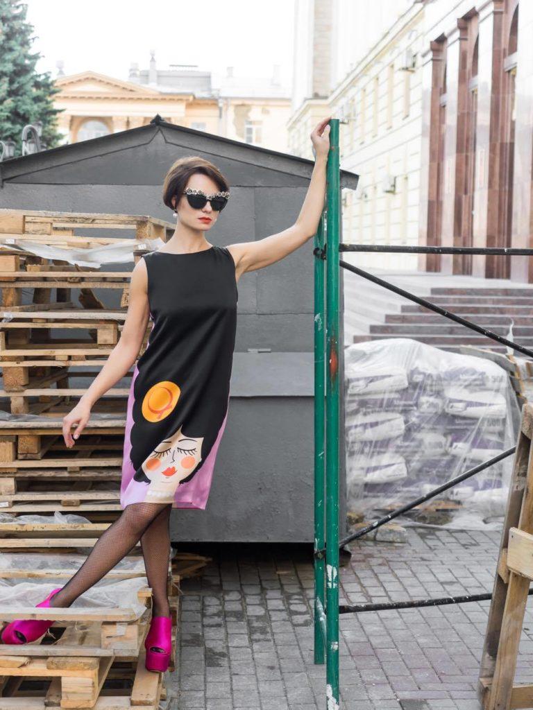 платье Giulia Rositani, фото Сергей Авилов